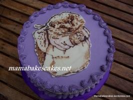 Miss Tiddlywinks Cake