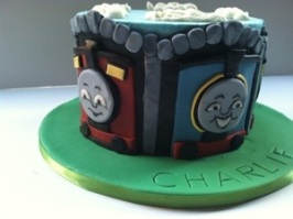 Thomas & Friends Cake