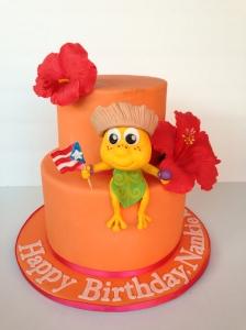 Coqui Cake